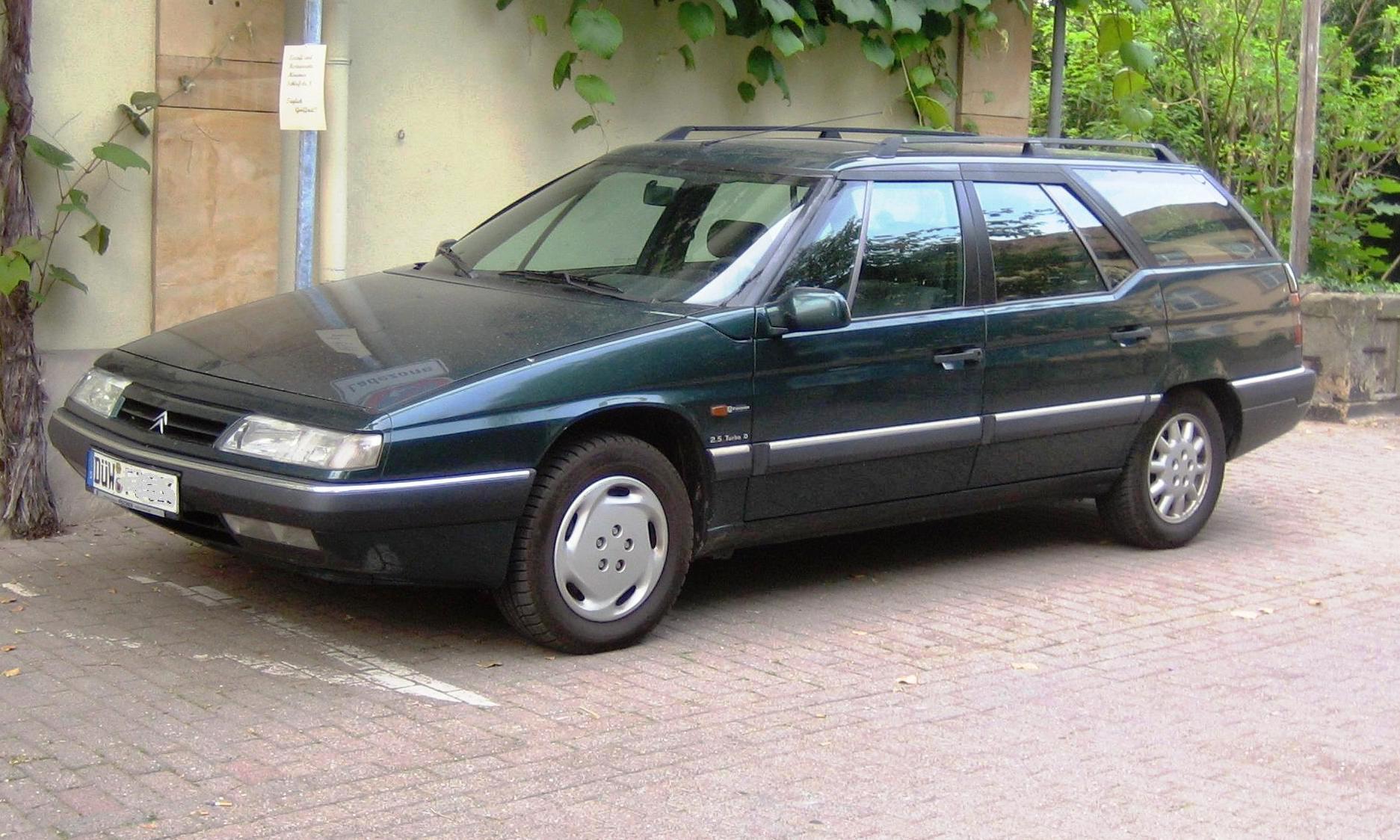 Citroen XM II 1994 - 2000 Station wagon 5 door #1