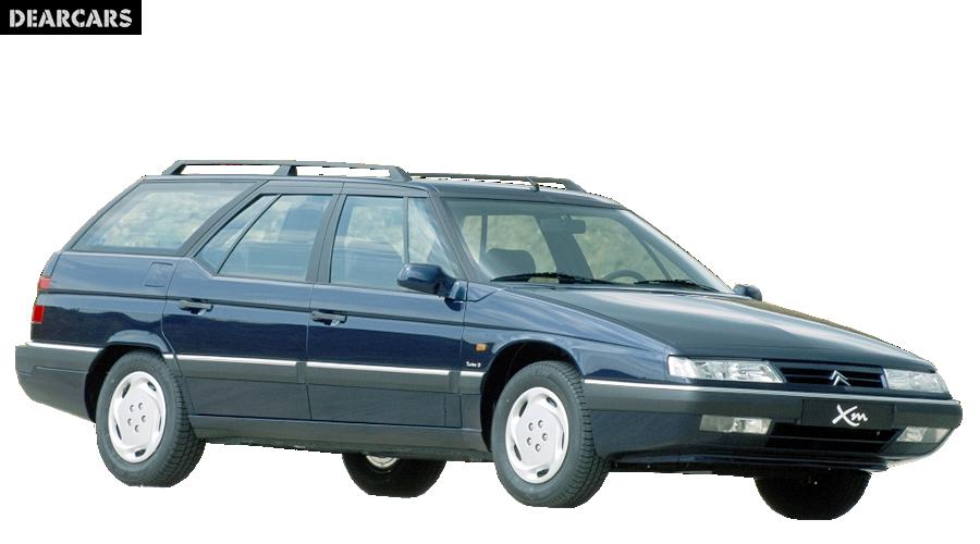 Citroen XM II 1994 - 2000 Station wagon 5 door #2