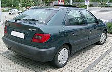 Citroen Xsara 1997 - 2006 Hatchback 3 door #5
