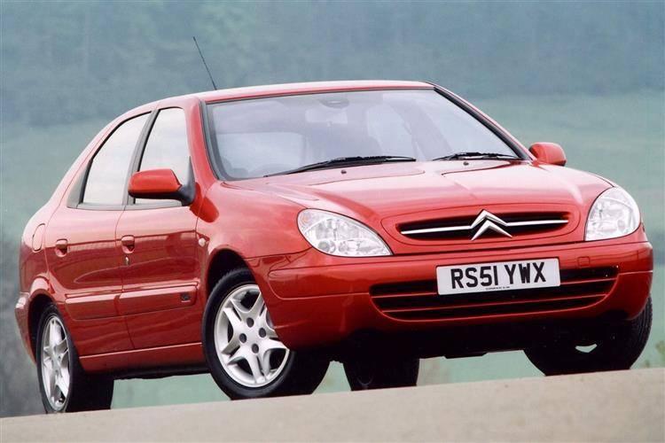 Citroen Xsara 1997 - 2006 Hatchback 3 door #4