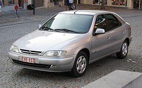 Citroen Xsara 1997 - 2006 Hatchback 3 door #8