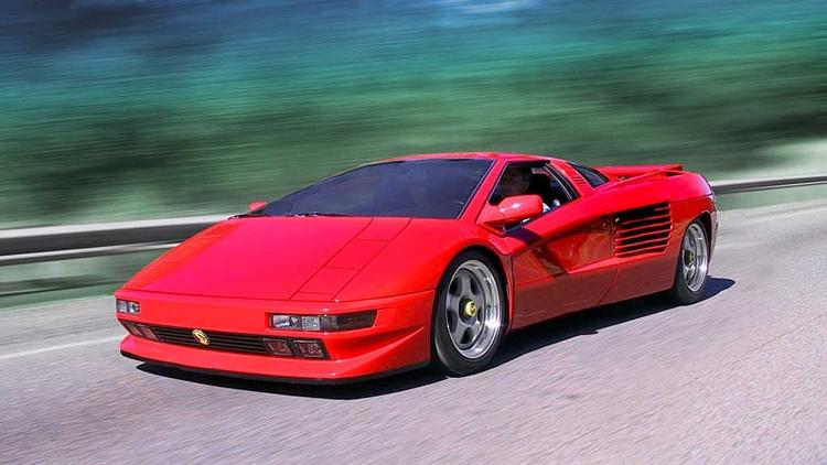 Cizeta V16t 1991 - 1995 Coupe #2