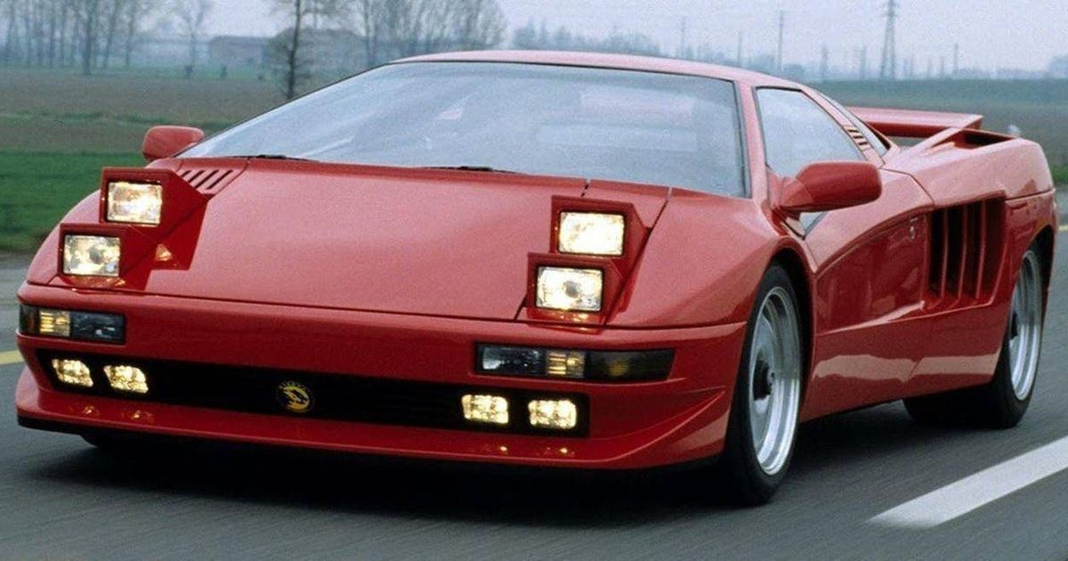 Cizeta V16t 1991 - 1995 Coupe #3