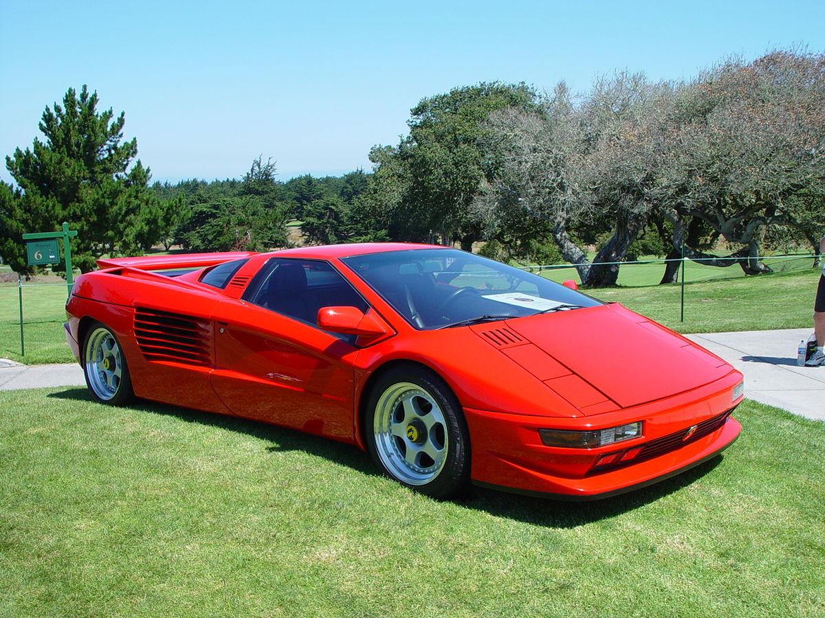 Cizeta V16t 1991 - 1995 Coupe #8
