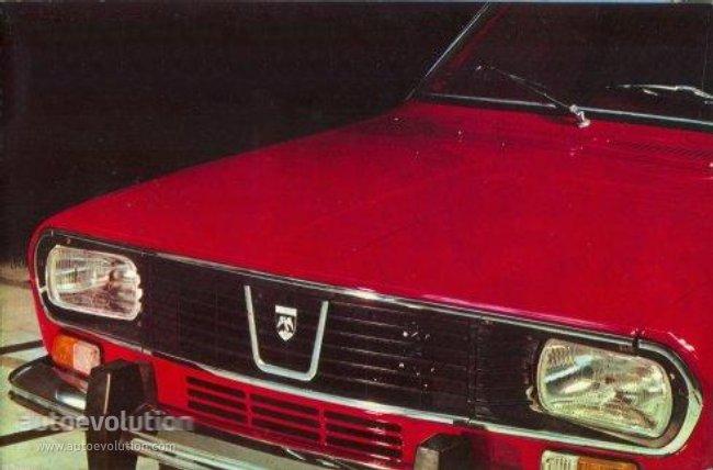 Dacia 1300 1969 - 1978 Sedan #3
