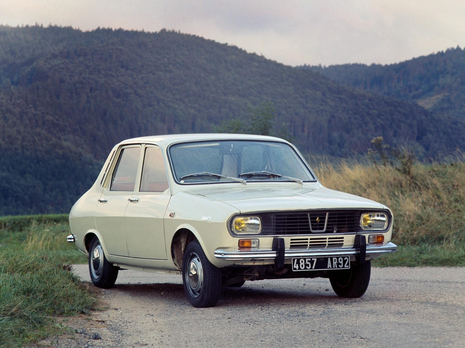 Renault 12 1969 - 1980 Sedan #7