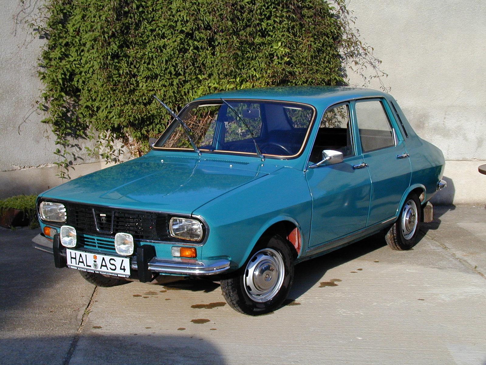 Dacia 1300 1969 - 1978 Sedan #1