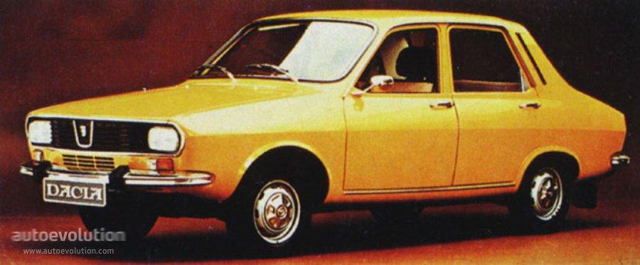 Dacia 1300 1969 - 1978 Sedan #7