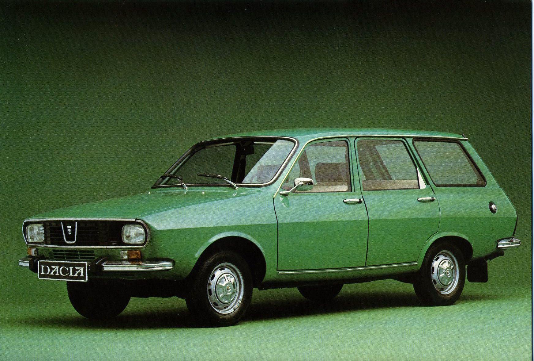 Dacia 1300 1969 - 1978 Sedan #4