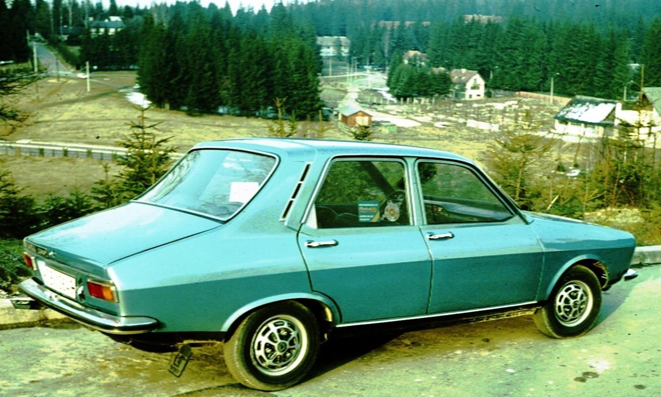 Dacia 1300 1969 - 1978 Sedan #6