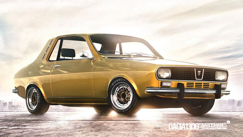 Dacia 1300 1969 - 1978 Station wagon 5 door #1