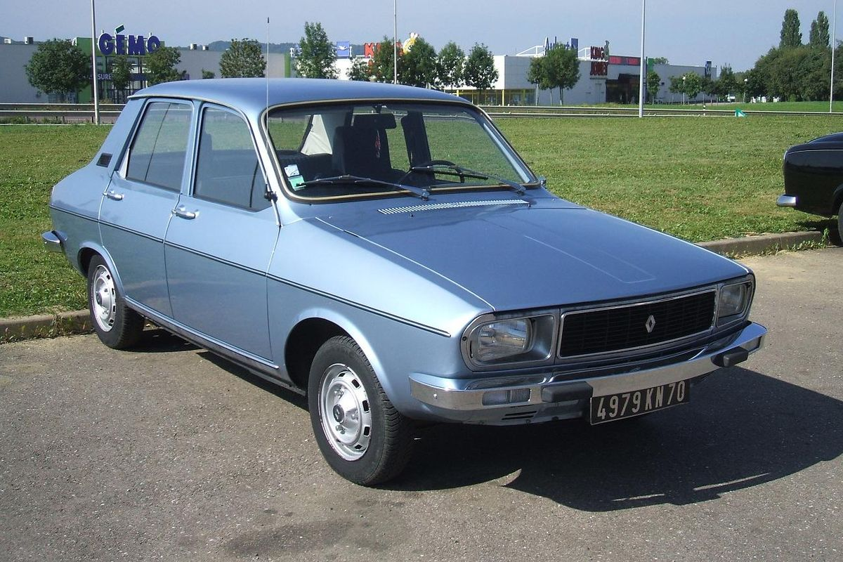 Renault 12 1969 - 1980 Station wagon 5 door #7