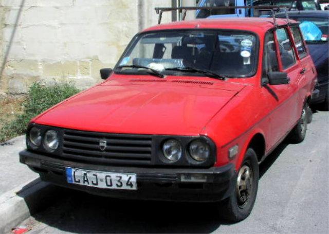 Dacia 1310 1979 - 2004 Hatchback 5 door #3