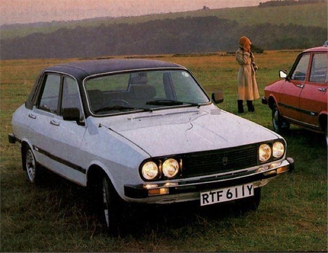 Dacia 1310 1979 - 2004 Hatchback 5 door #2