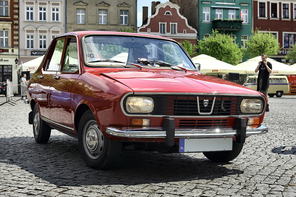 Dacia 1410 1984 - 2004 Coupe #6