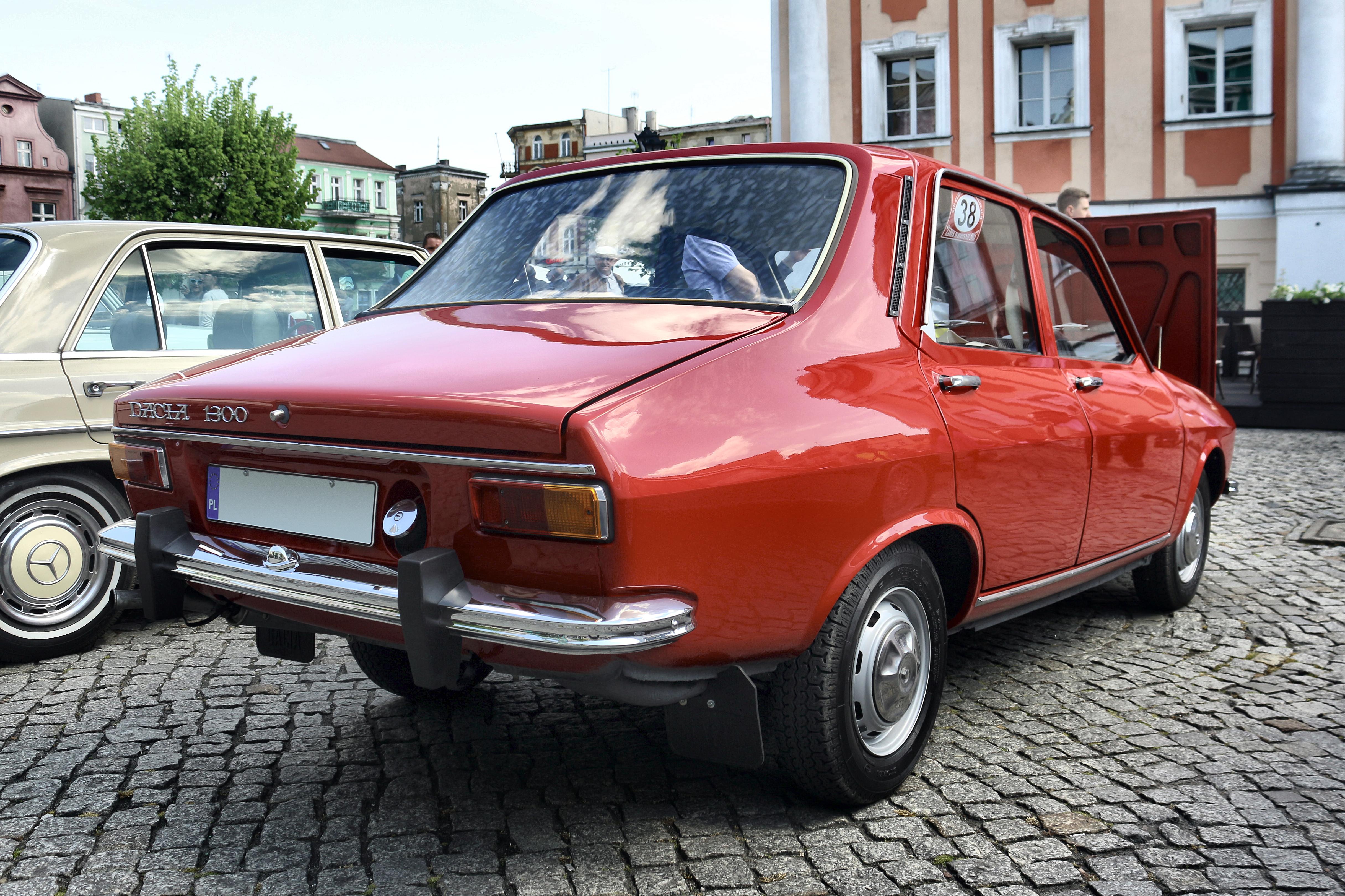 Dacia 1410 1984 - 2004 Coupe #3