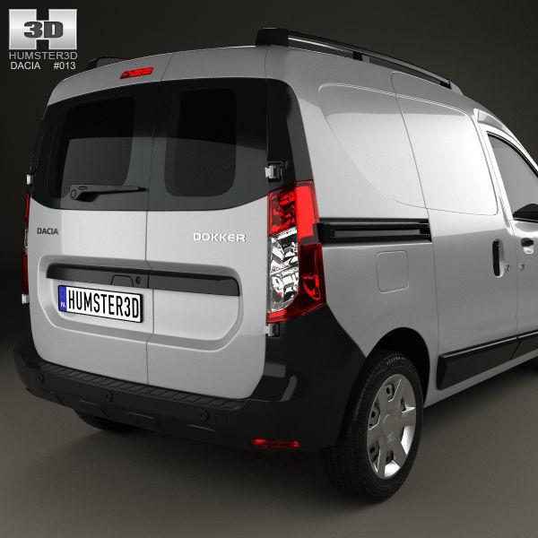 Dacia Dokker 2012 - now Compact MPV #3