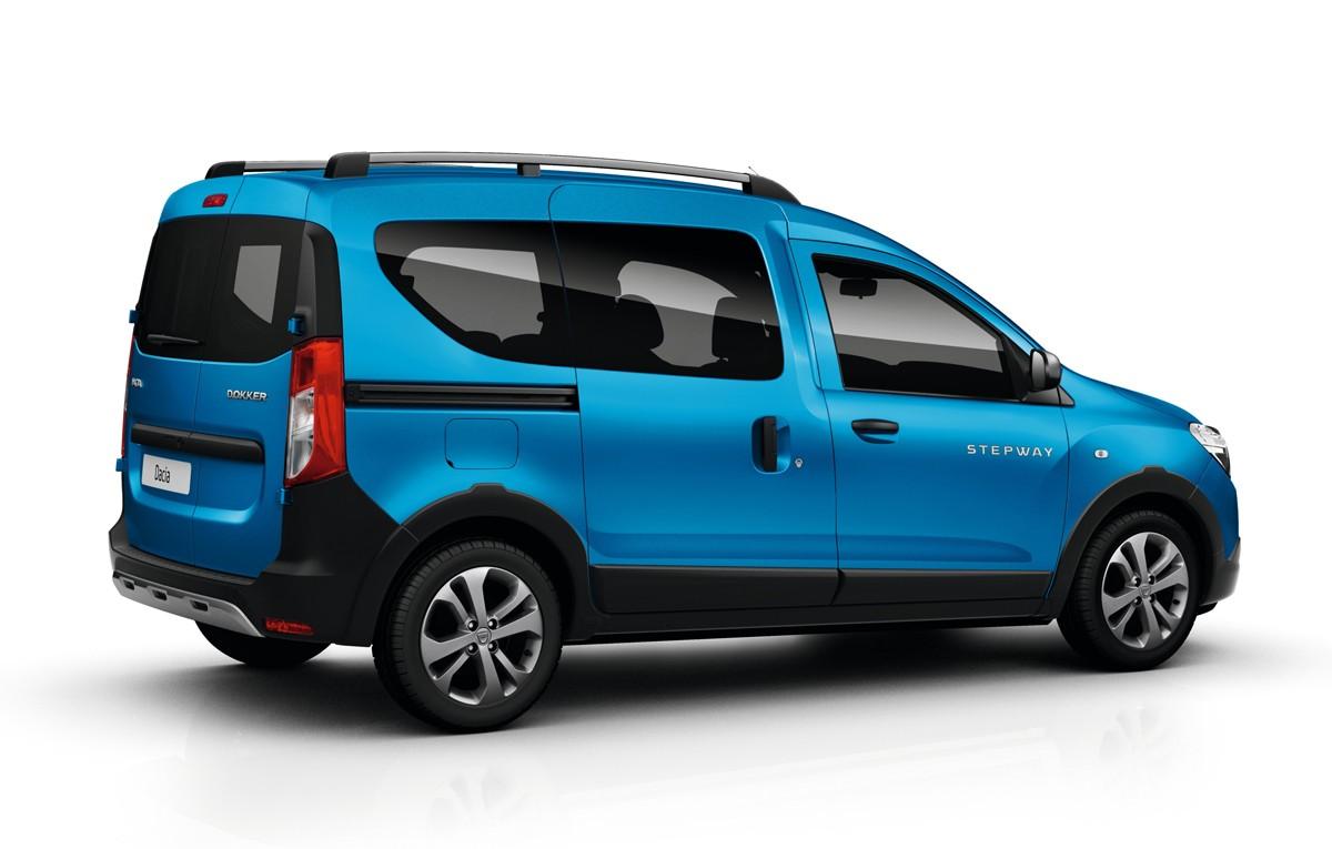 Dacia Dokker 2012 - now Compact MPV #1
