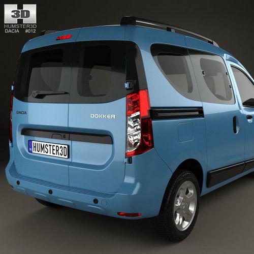 Dacia Dokker 2012 - now Compact MPV #2