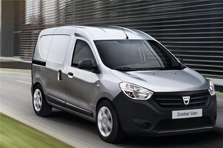 Renault Dokker 2012 - now Compact MPV #2