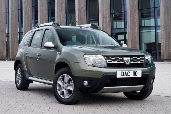 Dacia Duster I Restyling 2013 - now SUV 5 door #2