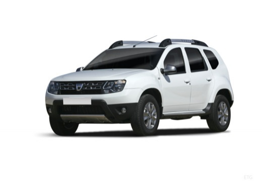 Dacia Duster I Restyling 2013 - now SUV 5 door #3