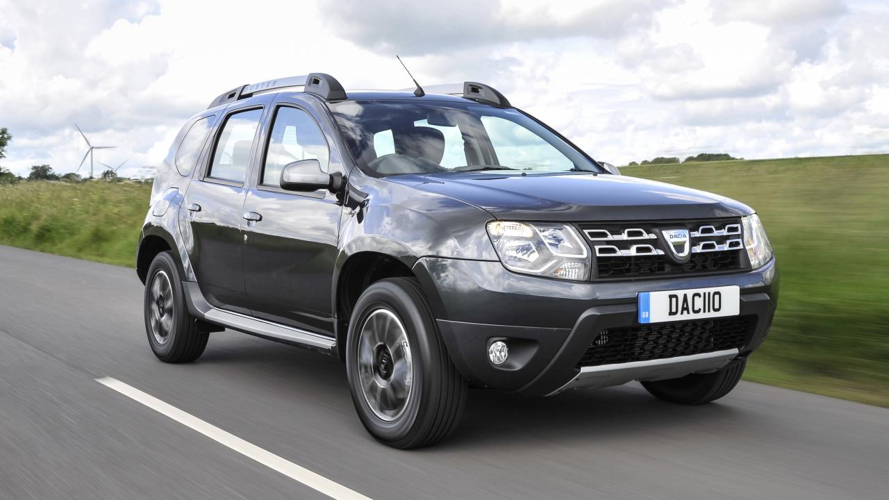 Dacia Duster I Restyling 2013 - now SUV 5 door #1