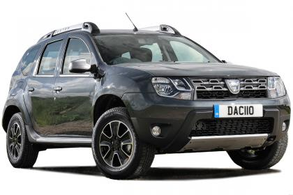 Dacia Duster I Restyling 2013 - now SUV 5 door #7