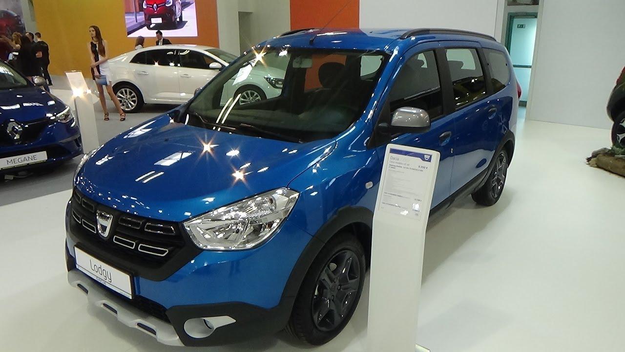 Dacia Lodgy 2012 - now Compact MPV #3