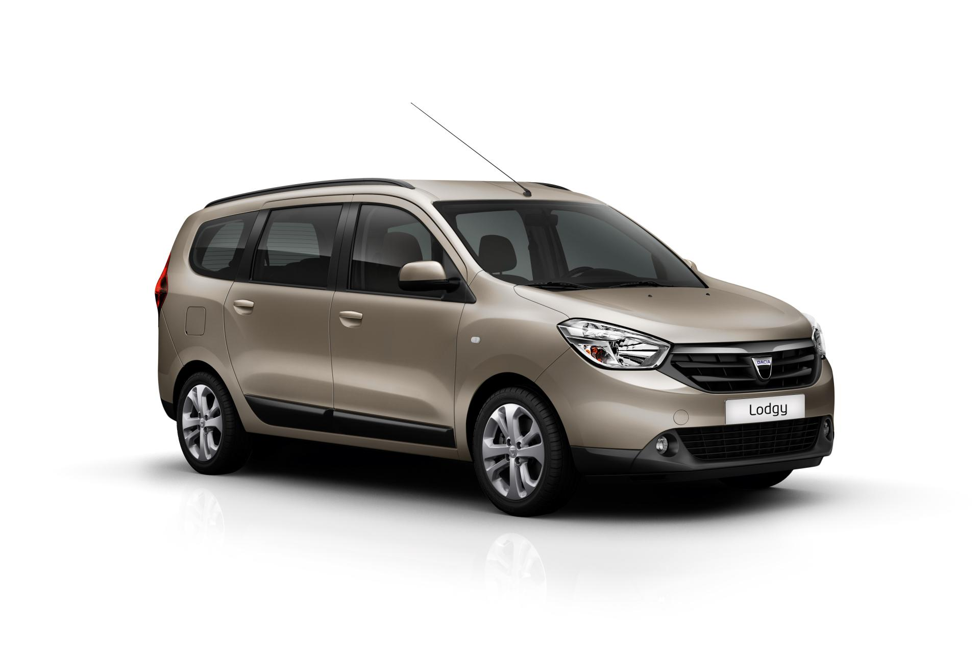 Dacia Lodgy 2012 - now Compact MPV #5