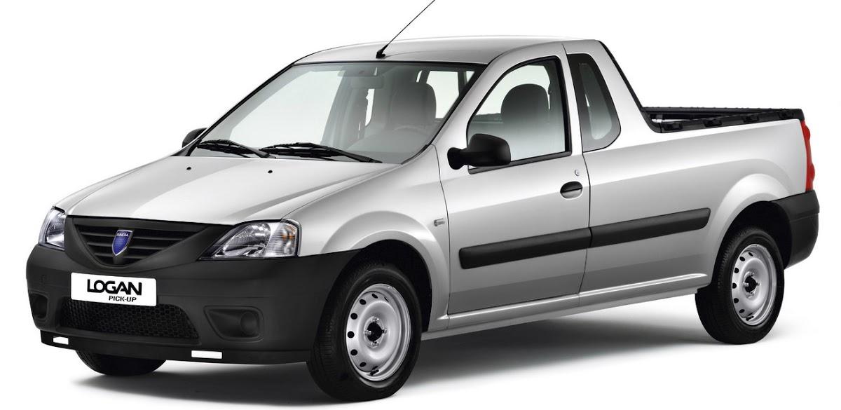 Dacia Logan I 2004 - 2012 Pickup #7