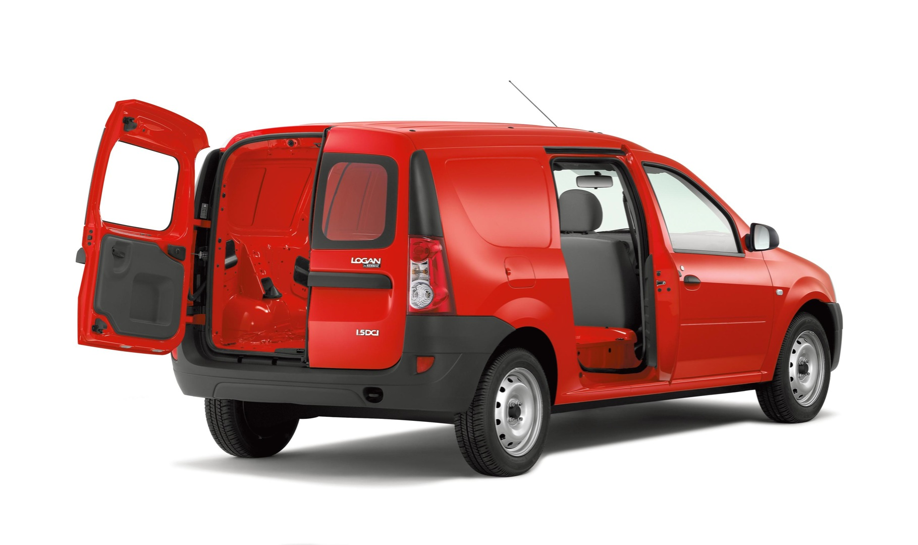 Dacia Logan I 2004 - 2012 Pickup #6