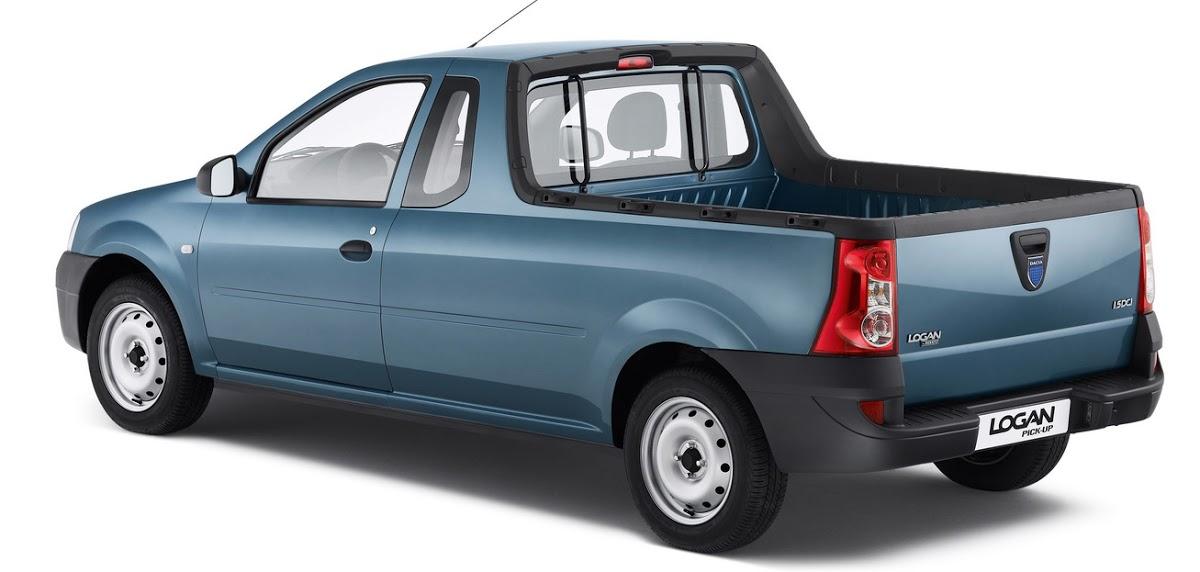 Dacia Logan I 2004 - 2012 Pickup #1