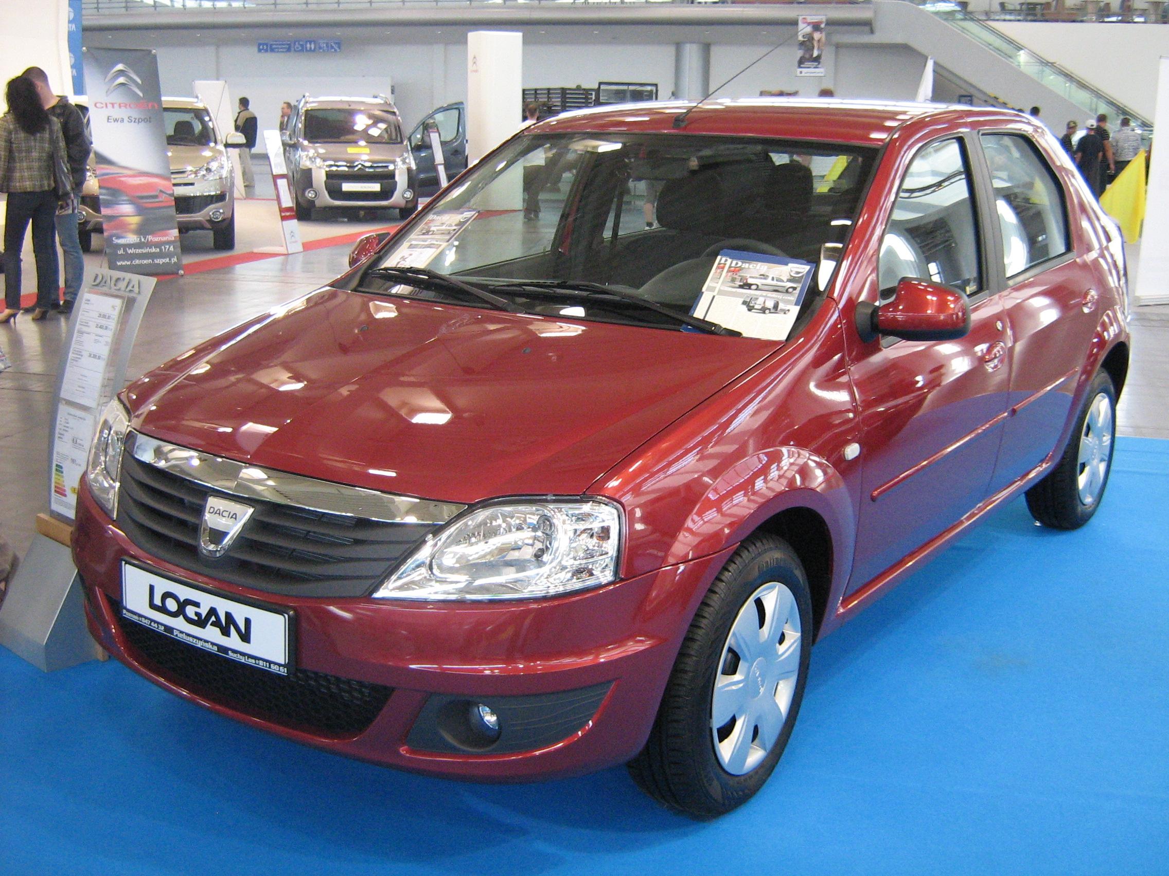 Dacia Logan I 2004 - 2012 Pickup #2