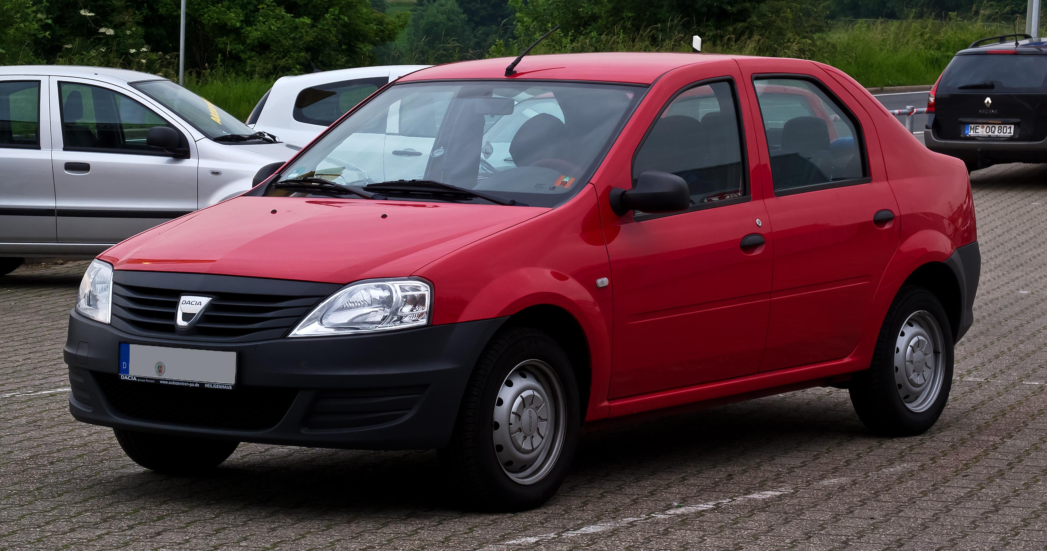 Dacia Logan I 2004 - 2012 Pickup #3