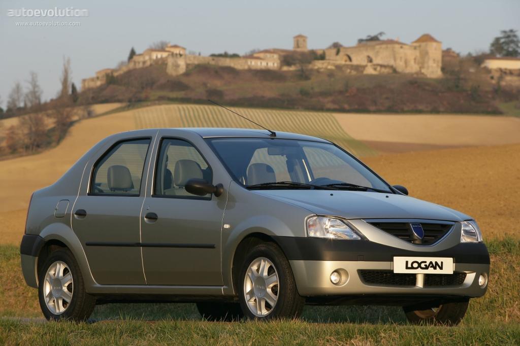 Renault Logan I 2004 - 2009 Sedan #4