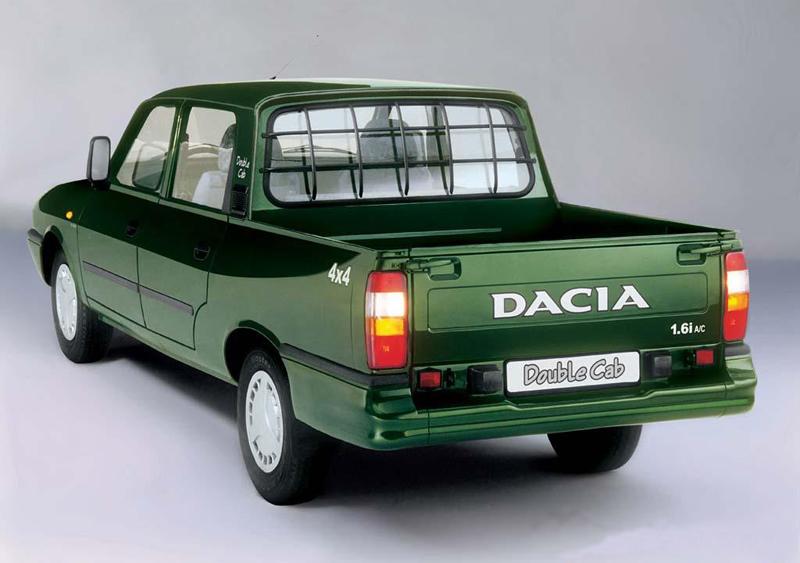 Dacia Pick-Up I 1975 - 2006 Pickup #2
