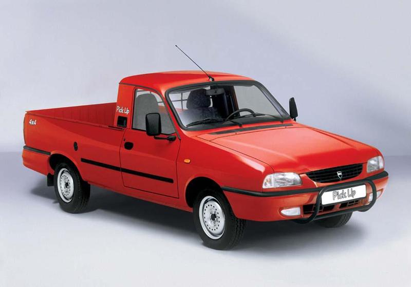 Dacia Pick-Up I 1975 - 2006 Pickup #6