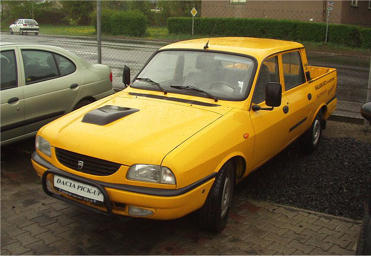 Dacia Pick-Up I 1975 - 2006 Pickup #8