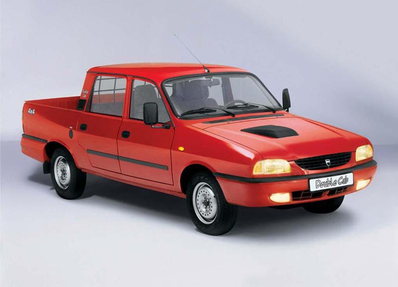 Dacia Pick-Up I 1975 - 2006 Pickup #5