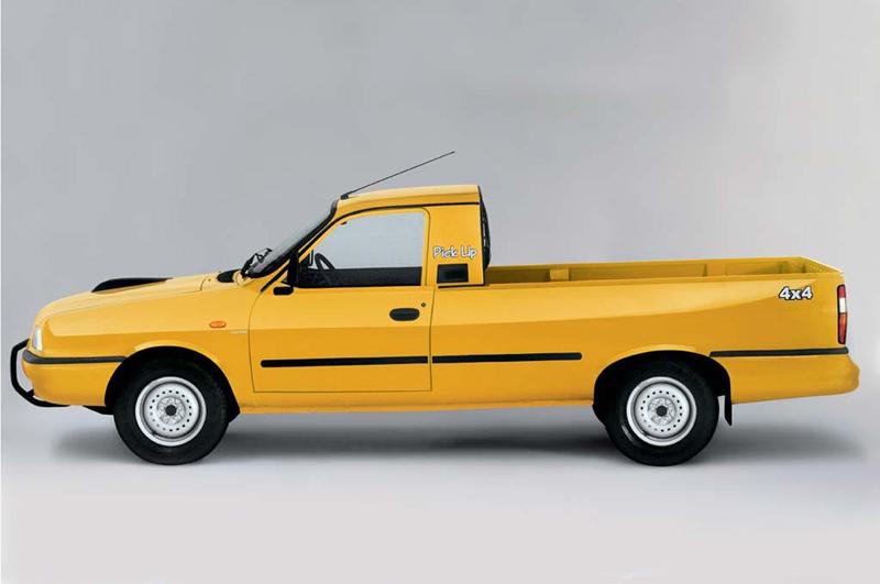 Dacia Pick-Up I 1975 - 2006 Pickup #7