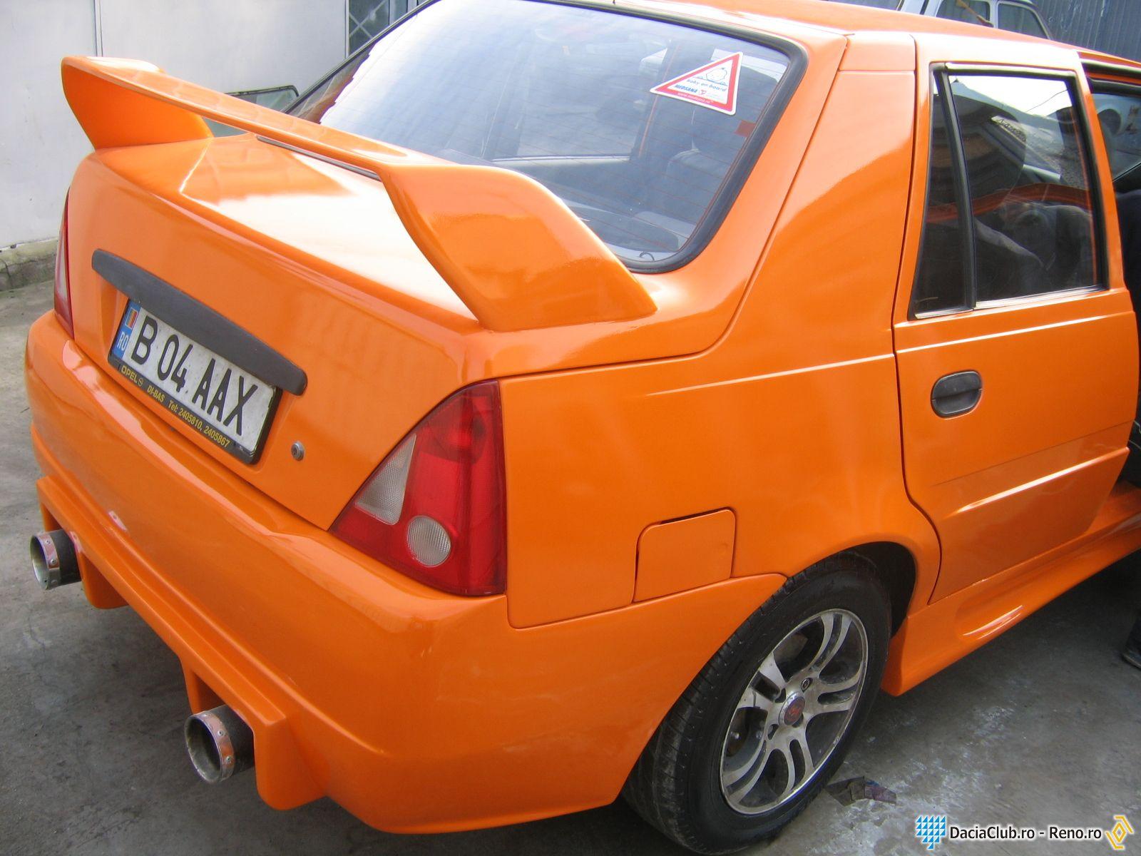 Dacia Solenza 2003 - 2005 Liftback #7