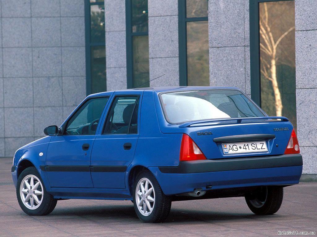 Dacia Solenza 2003 - 2005 Liftback #2