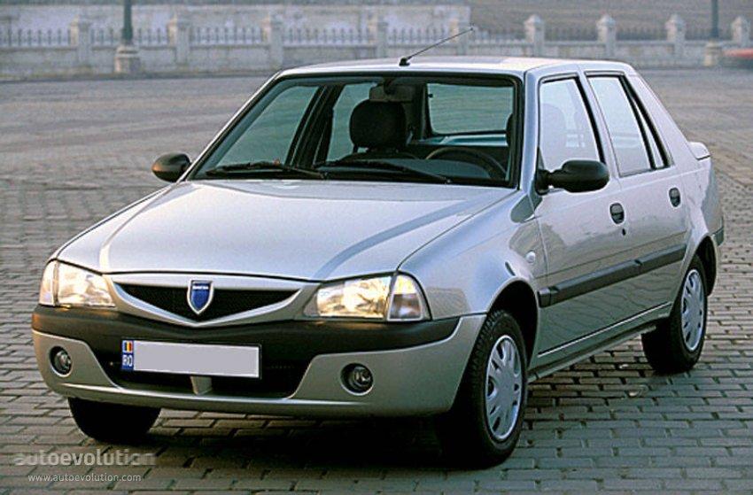Dacia Solenza 2003 - 2005 Liftback #4