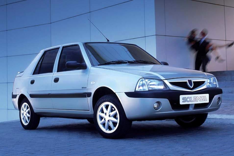 Dacia Solenza 2003 - 2005 Liftback #1