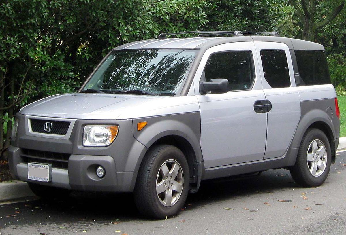 Honda Element I 2003 - 2006 SUV 5 door #8