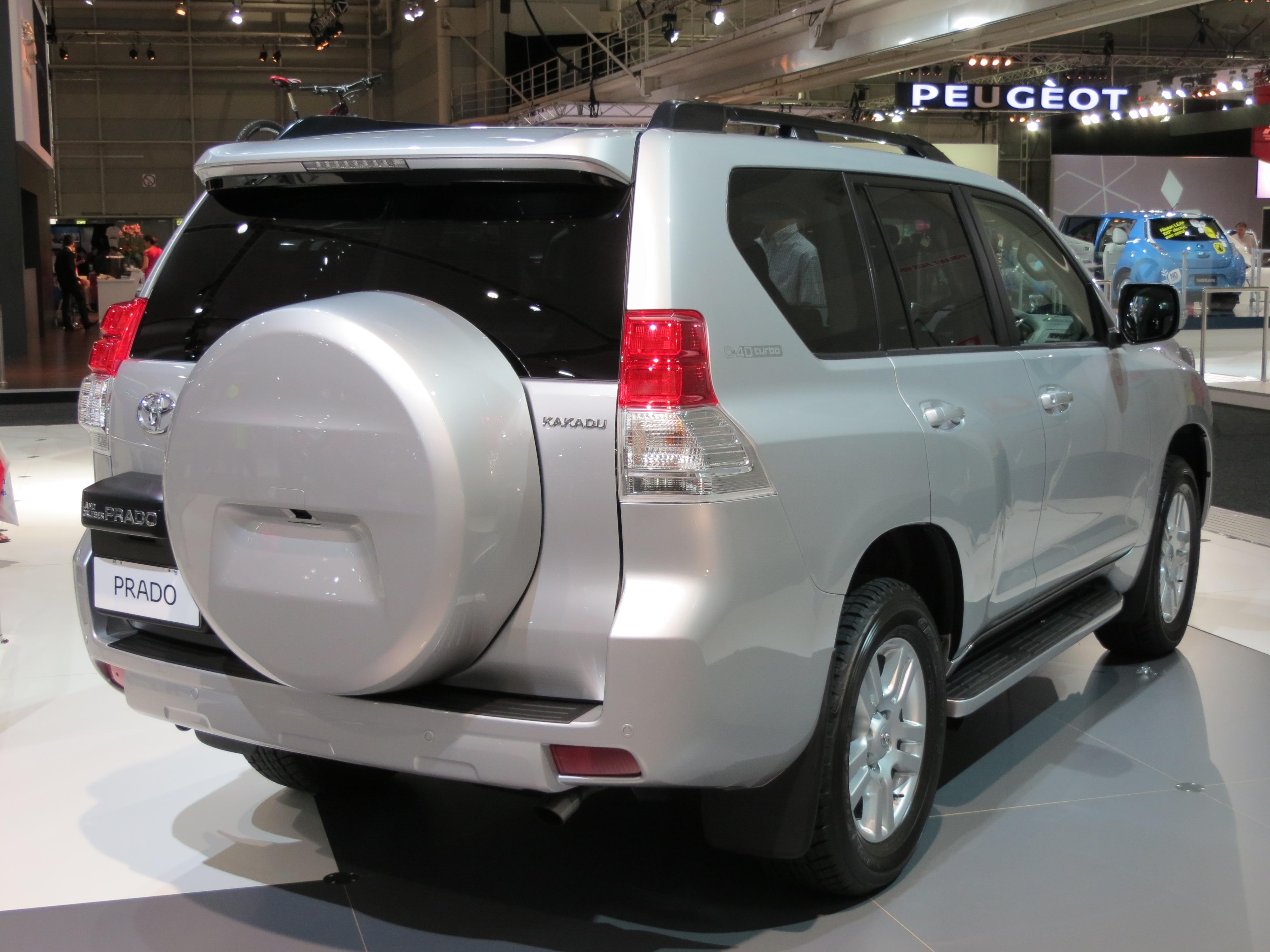 Dadi City Leading 2004 - 2007 SUV 5 door #5