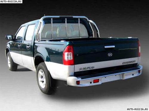 Dadi Smoothing 2006 - 2007 Pickup #4