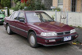 Honda Legend I 1985 - 1990 Coupe #6