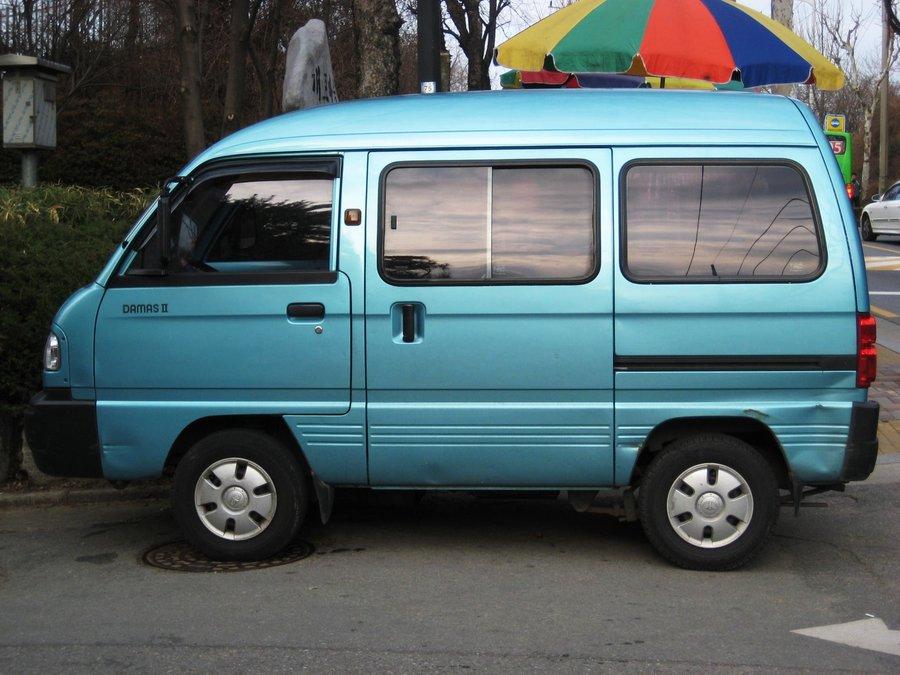 Daewoo Damas II 2003 - 2011 Microvan #1